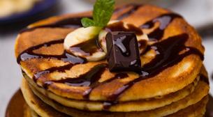 もうすぐバレンタイン!<br>友チョコに、本命にもおすすめのチョコレートのパンケーキ